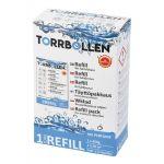 Torrbollen, Geruchsentferner, Refill, 450g, Weiß - 1 stück